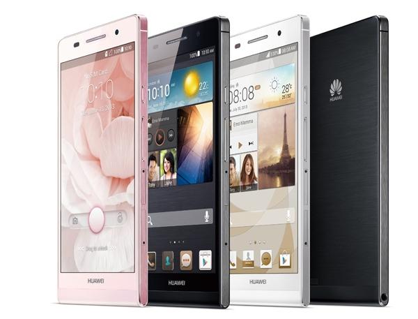 Компания Huawei планирует выпустить смартфон Huawei Ascend P6 Google Play edition