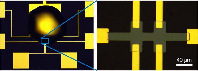 Компания IBM придумала транзистор с ионной жидкостью
