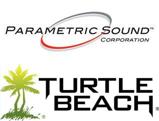 Компания, образованная слиянием Turtle Beach и Parametric Sound, будет называться Parametric Sound, но марка Turtle Beach будет сохранена
