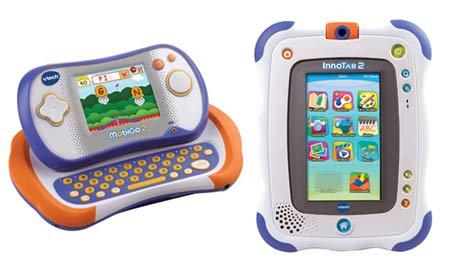 Компания VTech выпустила планшеты для детей