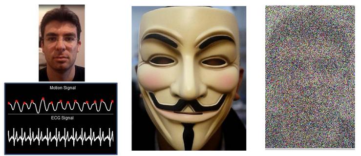 Компьютерное зрение позволяет увидеть пульс человека, даже если он носит маску