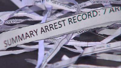 Конфиденциальные документы полиции Нью Йорка использовались в качестве конфетти