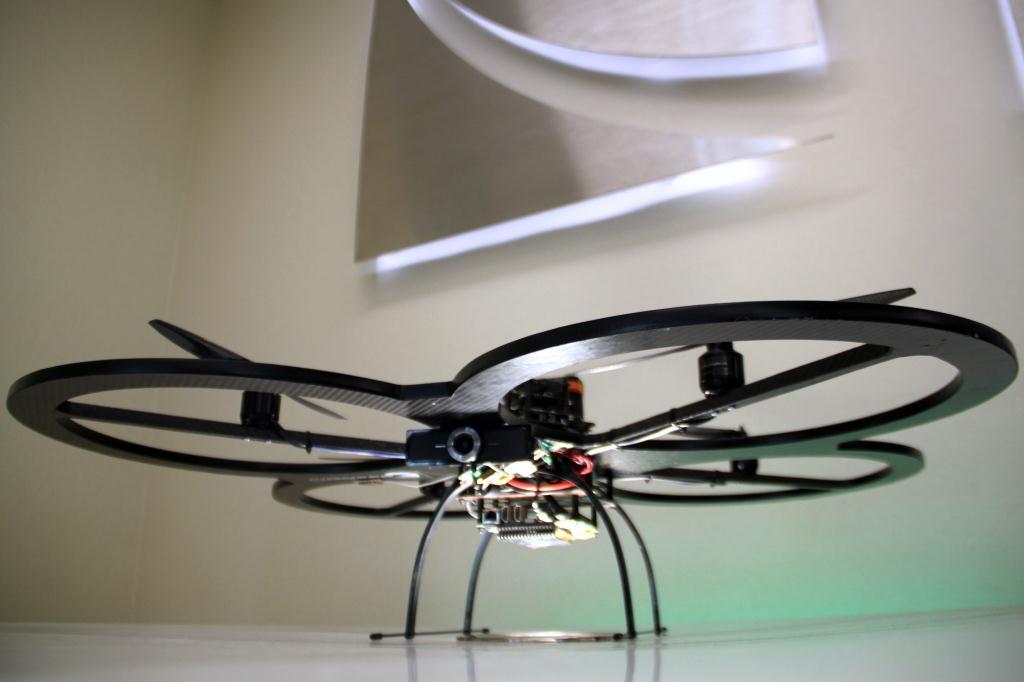 Конкурс летающих роботов, этап №2: теперь не миллион, а 5 раз по 200 тысяч