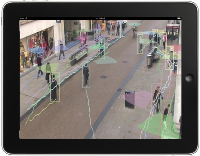 Конкурс по алгоритмам компьютерного зрения. Призы достаются всем