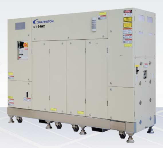 Мощность лазера GT64A — 120 Вт