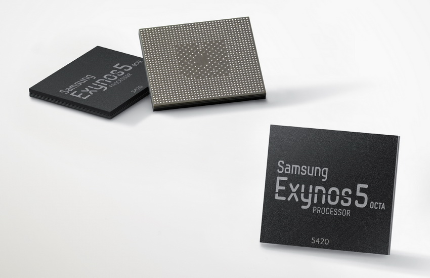 Коротко о новом: Samsung анонсировала новый процессор семейства Exynos 5 Octa — Exynos 5420