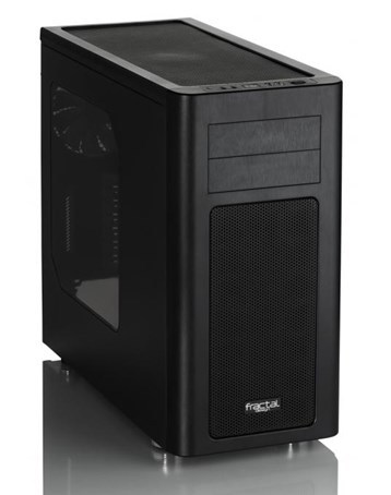Габариты Fractal Design Arc Midi R2 — 230 х 460 х 515 мм