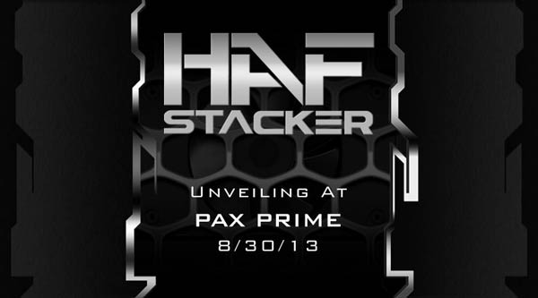 Местом премьеры корпуса для ПК Cooler Master HAF Stacker выбрана выставка PAX Prime