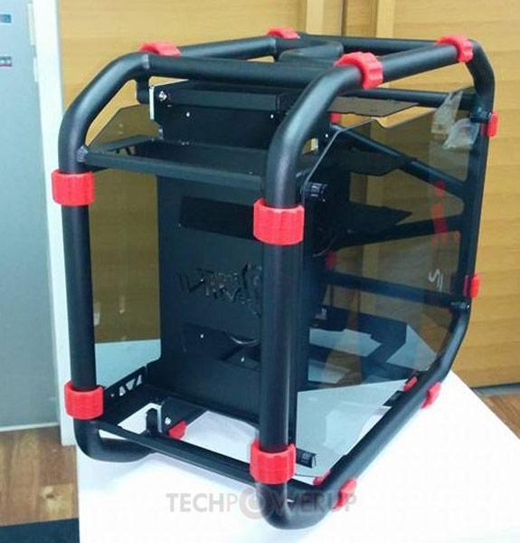 Основной цвет D-Frame Mini — черный