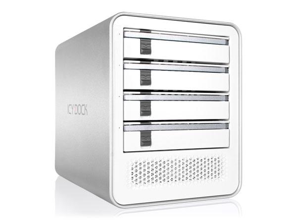 Цена Icy Dock IcyCube MB561U3S-4S — $239
