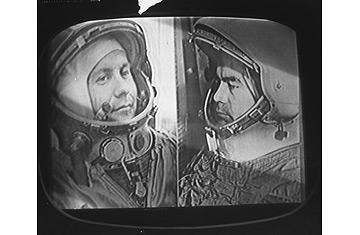 Космическая гонка СССР и США