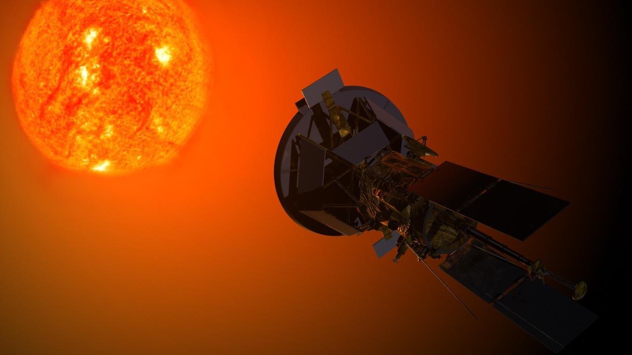 Космический аппарат Solar Probe Plus пойдет на рекордное сближение с Солнцем