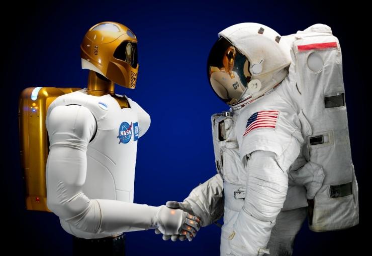 Космического робота Robonaut сделают медбратом