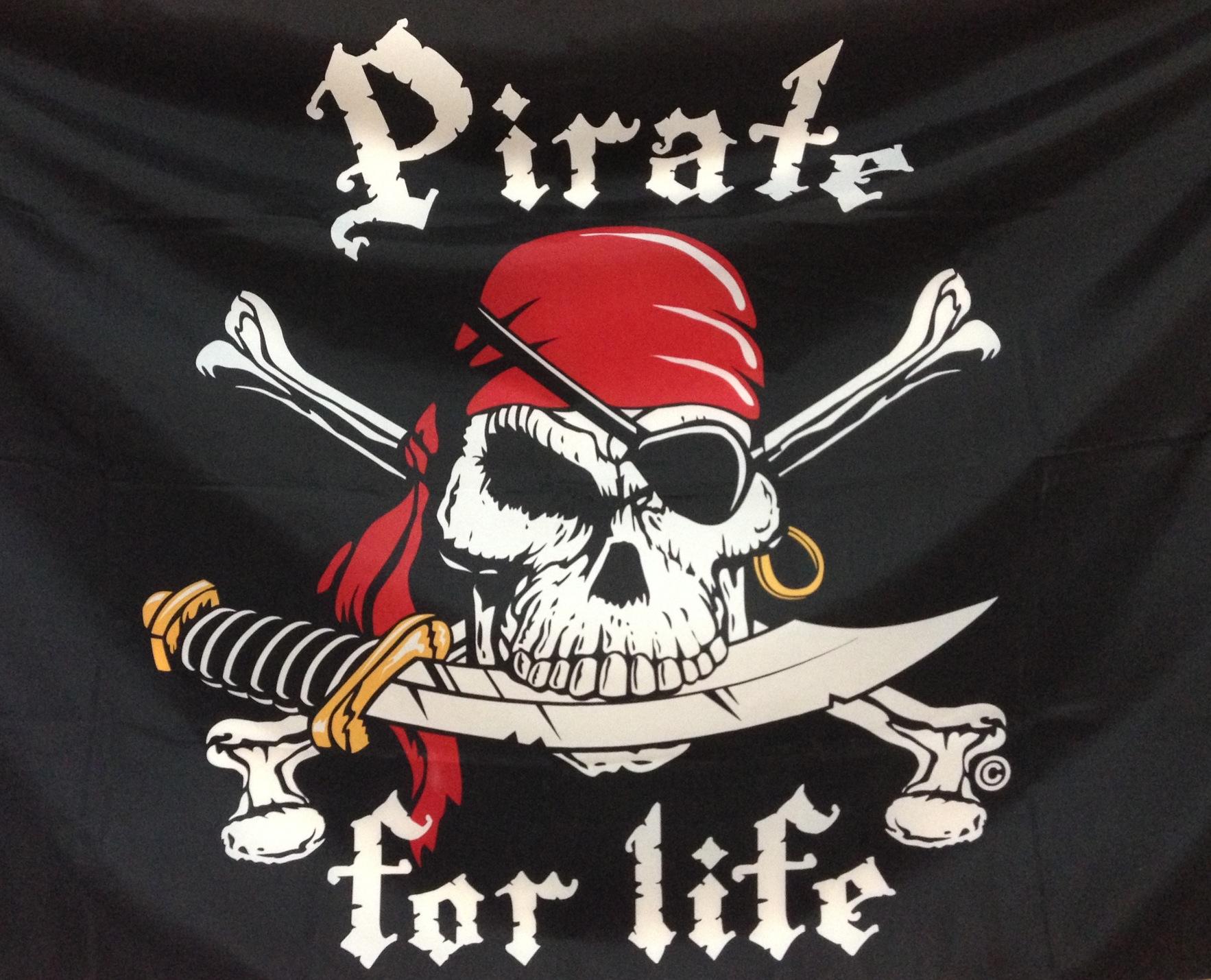 наш пиратский флаг