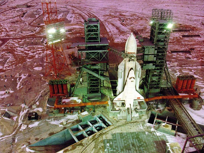 Краткая история освоения космоса