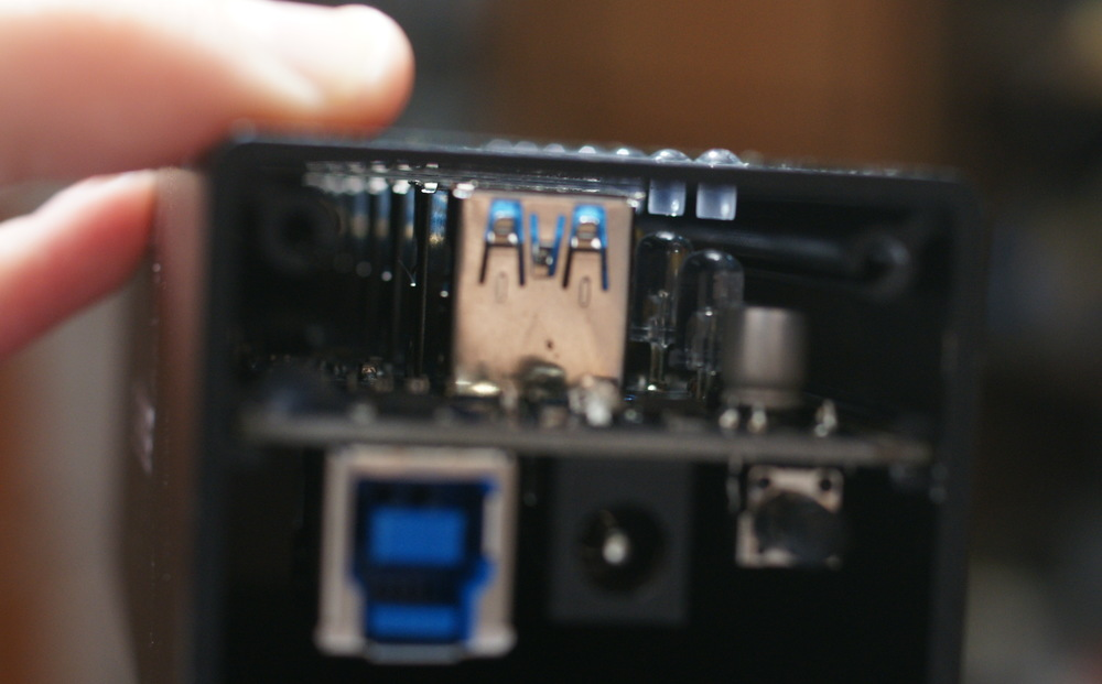 Кратко об идеальном 7 и портовом USB 3.0 хабе ORICO