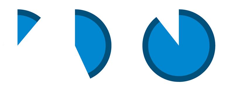 Круговой прогресс бар на CSS