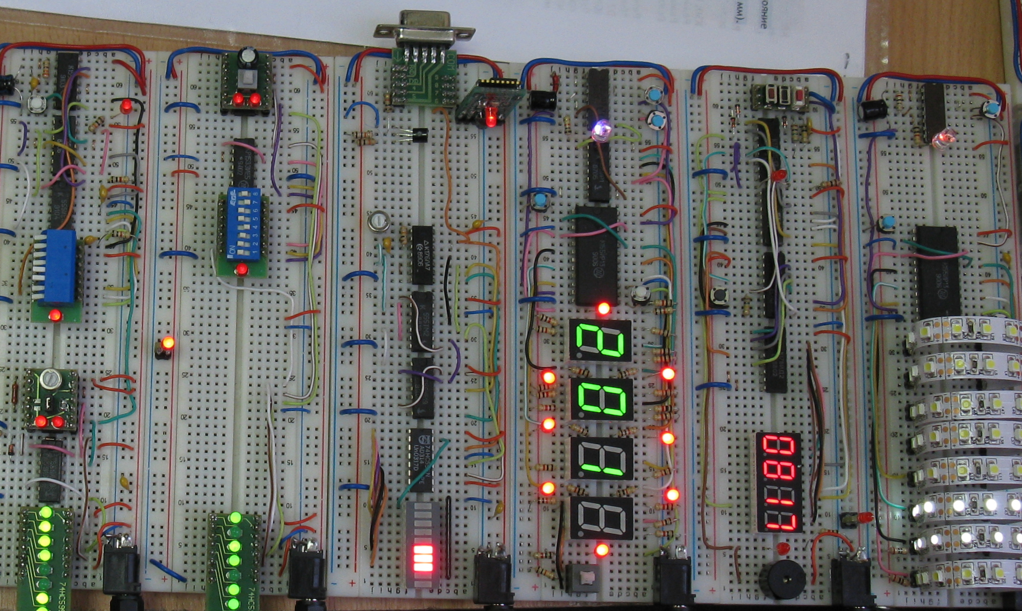 Кружок электроники: программа занятий