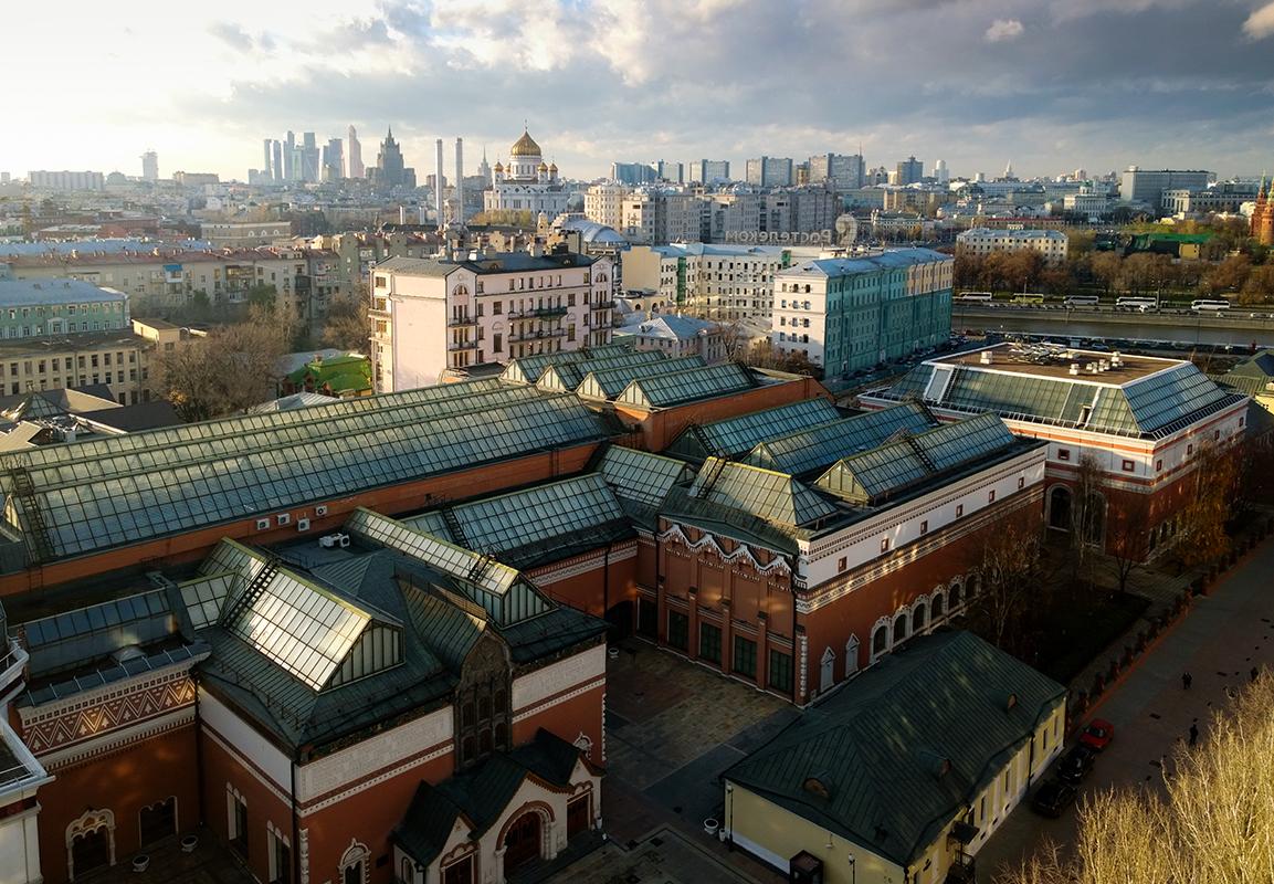Крыши, вода и железные трубы — Nokia Lumia 1020 в руках у фотоэкстремалов