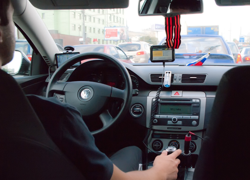 Кто заказывал такси на Дубровку?