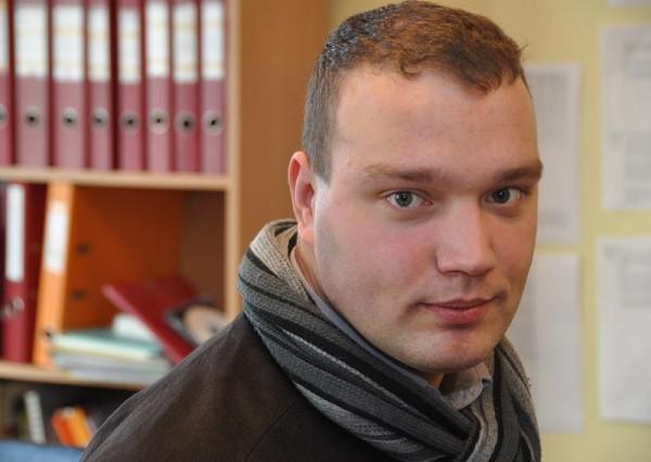 Латвийский учитель был арестован полицией за публикацию книги по истории для своих студентов на своем сайте