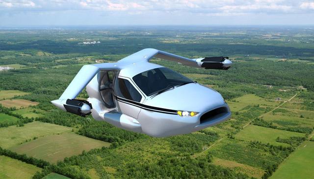 Летающие роботакси проще сделать, чем беспилотные автомобили