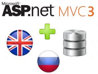 Локализация ASP.NET MVC приложения с помощью БД