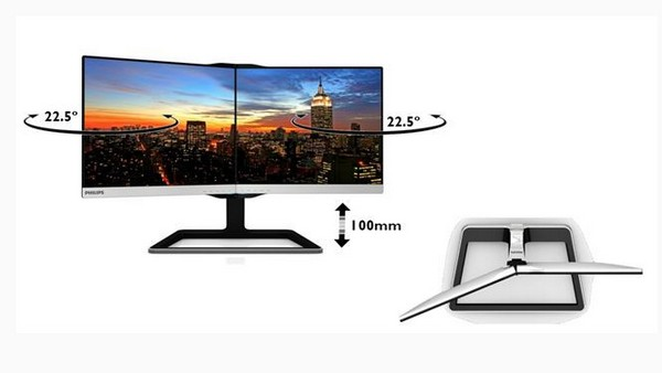 Philips Two-in-One (19DP6QJNS)