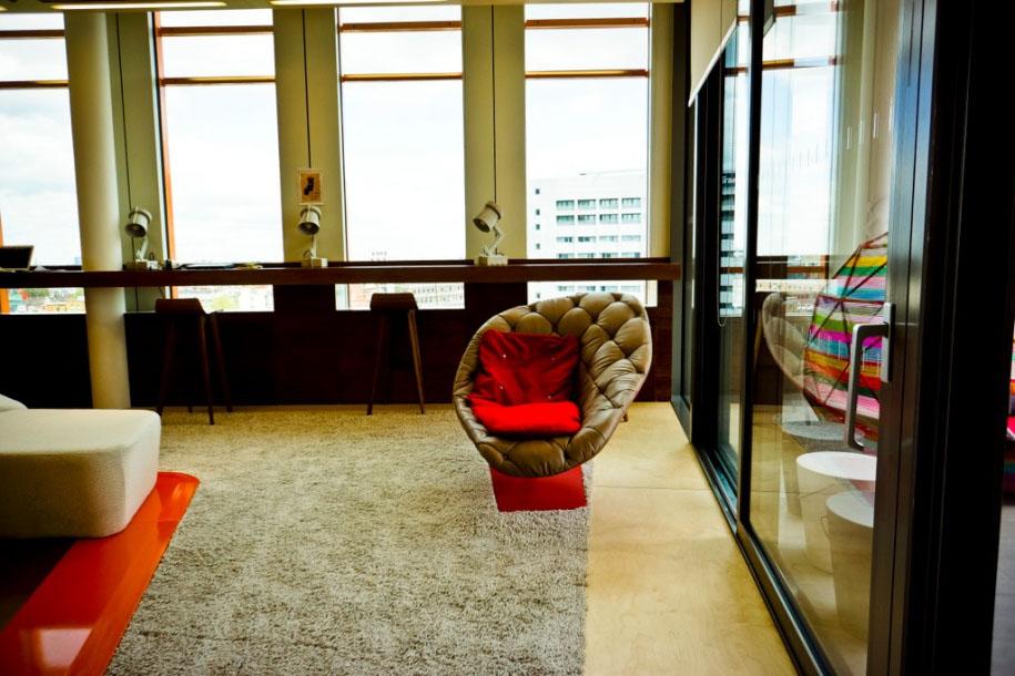 Лондонский офис Google