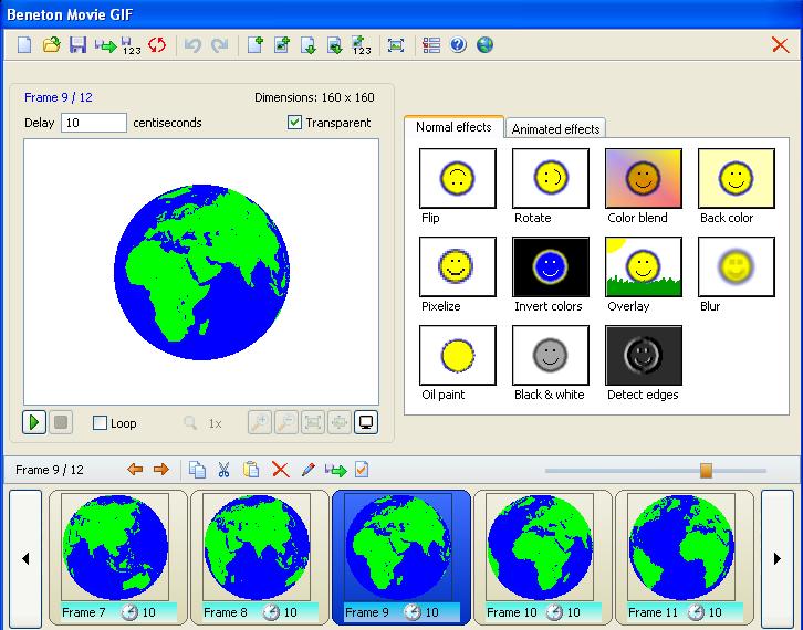 Лучшие бесплатные программы для создания GIF анимации для Windows