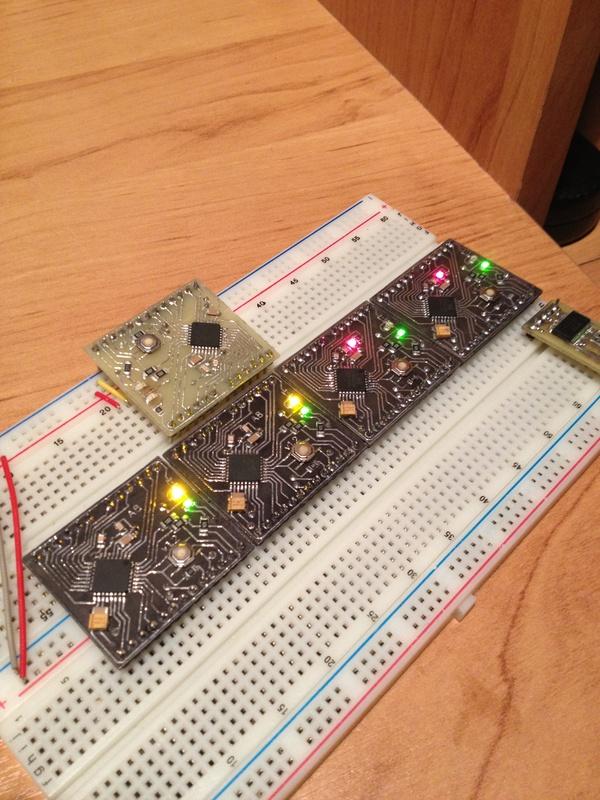 ЛУТ на виниле или домашняя Arduino Mini