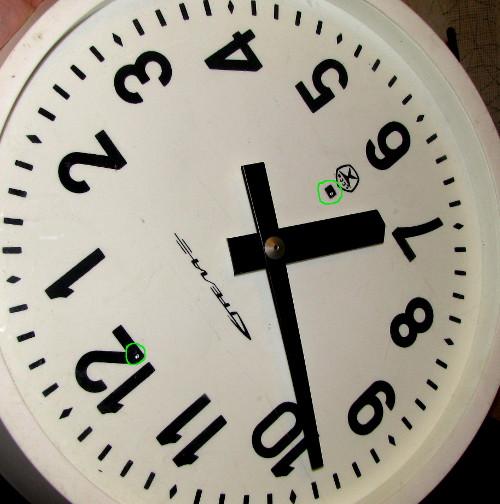 Механические часы в среде умного дома