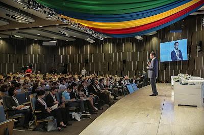 Международный форум Big Tent в Москве