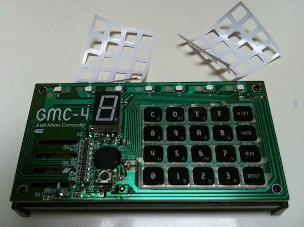 Микрокомпьютер GMC 4