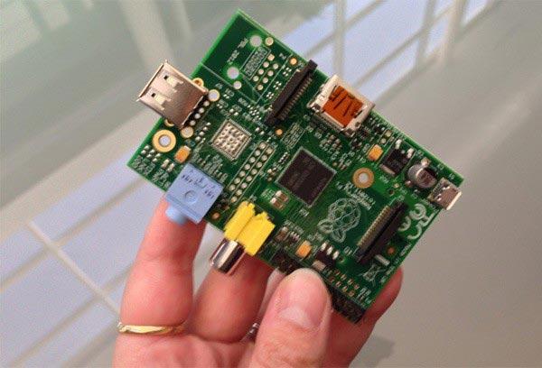 Выпуск Raspberry Pi Model A уже начался