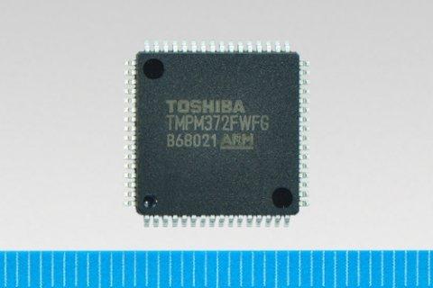 Серийный выпуск микроконтроллеров Toshiba TMPM372 начнется в мае 2013 года