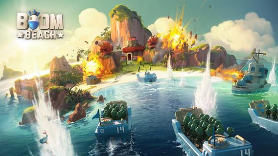 Мировой релиз Boom Beach, война платформ и тренды GDC — главные мобильные новости за неделю