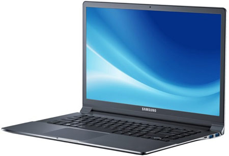 В конфигурацию Samsung Series 9 Ultrabook включен двухъядерный процессор Core i5-3317U