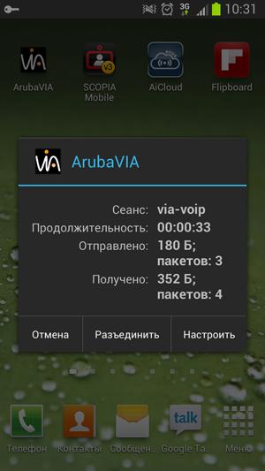 Мобильный сотрудник на Aruba Networks