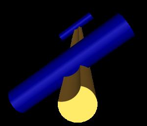 Моделирование параметрического бревенчатого дома на… С++