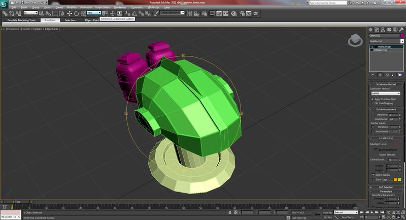Моделирование персонажей и создание графического дизайна для мобильной игры