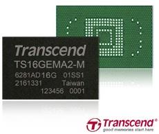 Transcend eMMC