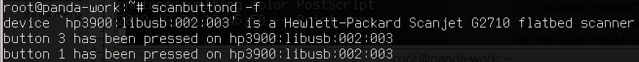 Можно вот так взять, и сделать из дешевого сканера МФУ в GNU\Linux