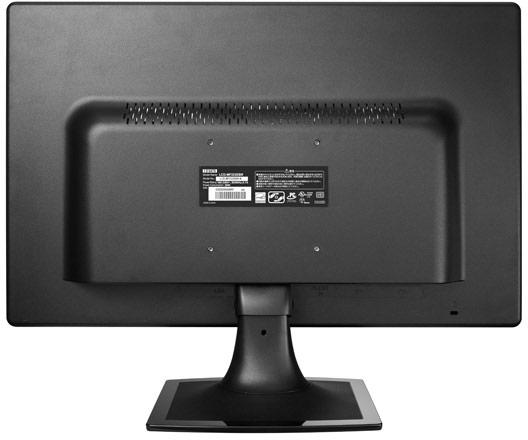 Монитор I-O Data LCD-AD221PEB построен на базе панели размером 21,5 дюйма