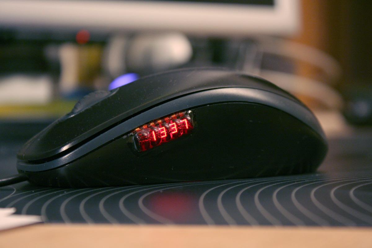 Мышка кликера