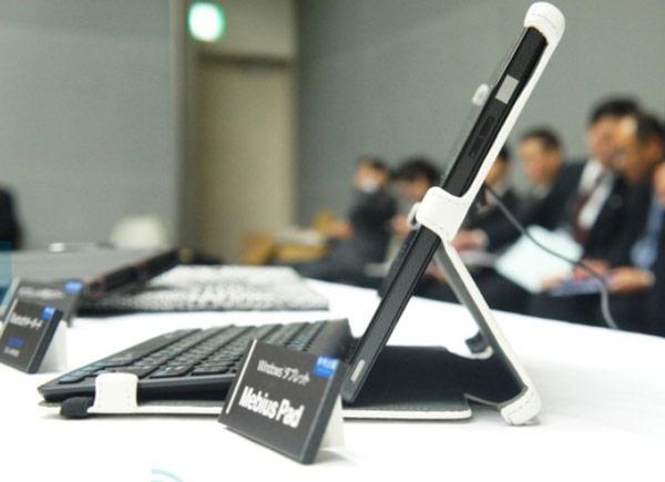 На японском рынке Sharp Mebius Pad появится в начале 2014 года