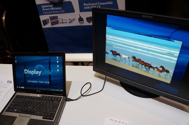 На CES 2013 показали ноутбук, запитывающийся от 100 ваттного USB 3.0 дата кабеля