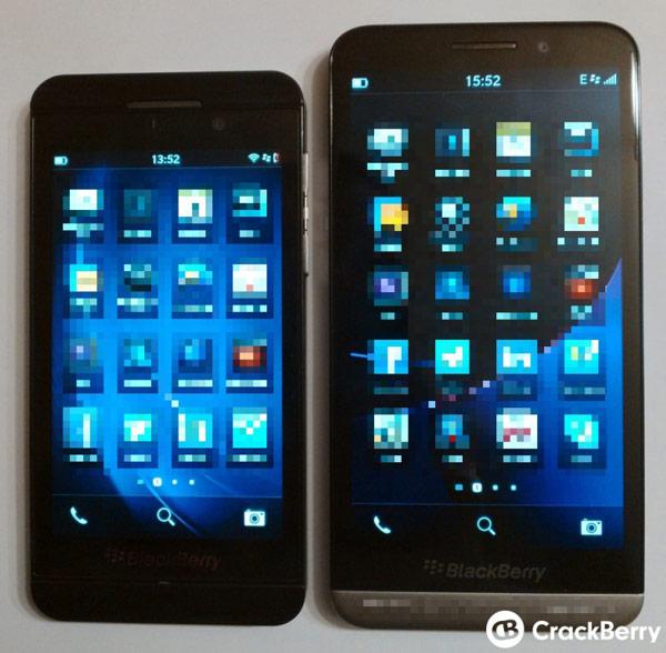 Конфигурация смартфона BlackBerry Z30 включает двухъядерный процессор и 2 ГБ оперативной памяти