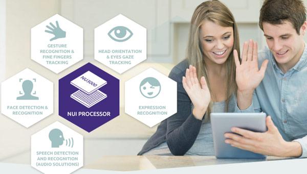 Inuitive NU3000 предназначен для ПК, планшетов, смартфонов и других устройств потребительской электроники