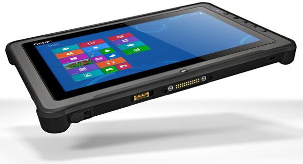 Getac F110 — самый тонкий и легкий планшетов в усиленном исполнении с дисплеем размером 11,6 дюйма